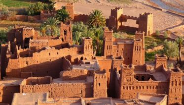 Riads And Kasbahs Of Morocco