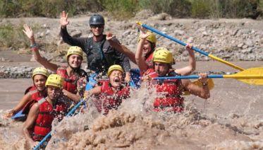 Rio Mendoza Rafting