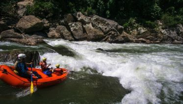 Rio Samana Rafting Expedition