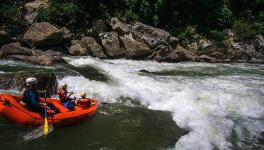 Rio Samana Rafting Expedition