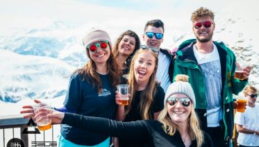 Rise Festival Ski Adventure