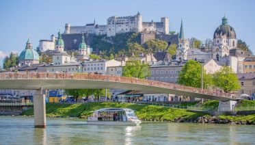 River Cruise, Dinner & Mozart Concert
