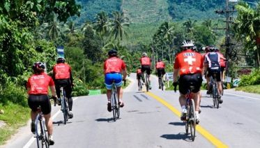 Road Cycling Southern Thailand