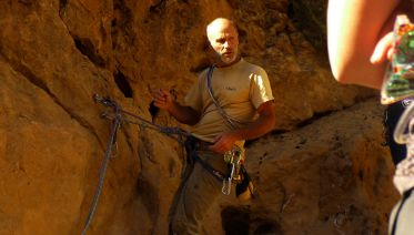 Rock Climbing & Adventure in Todra Gorge