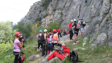 Rock Climbing in Andalusia, Spain
