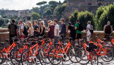 Rome Bike Tour: Full Day Panoramic Views
