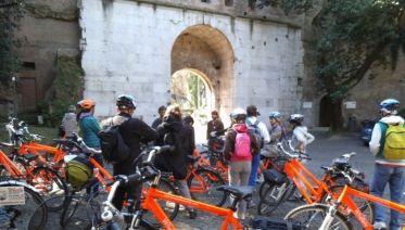 Rome Private Bike Tour: Appian Way and Aqueducts Park