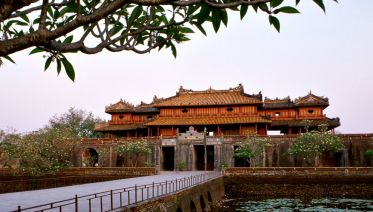 Royal City Exploration In Hue