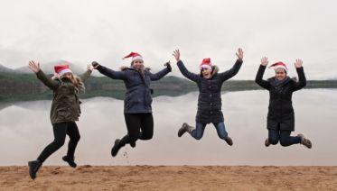 Royal Highland Christmas incl. accom.