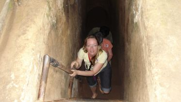 Cu Chi Tunnels Half Day Private Tour