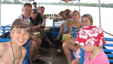 Mekong Delta My Tho - Ben Tre Full Day Tour