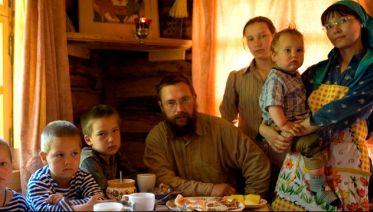 Russian Family Dinner