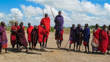 Safari Dream Adventure 6D/5N (Masai Mara, Amboseli & Tsavo)