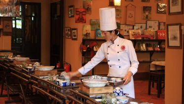 Saigon Cooking Class -- Half-Day Tour