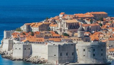 Sail Dubrovnik to Split-Above Deck