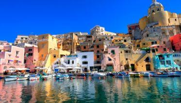 Sail Italy - Procida To Amalfi