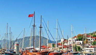 Sail Marmaris to Fethiye