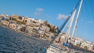 Sailing Greece - Athens to Santorini