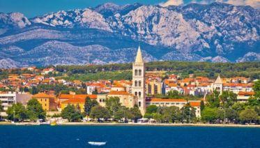 Sailing Italy To Croatia