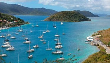 Sailing The British Virgin Islands – Tortola To Tortola