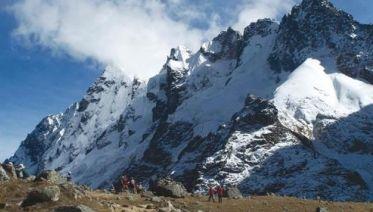 Salcantay Trek & Machu Picchu
