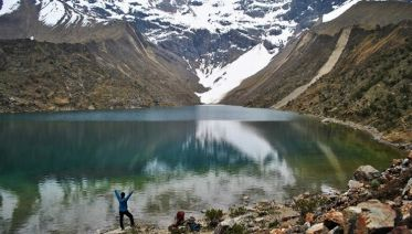 Salkantay & Humantay Luxury Eco-Dome Adventure to Machu Picchu 4D/3N