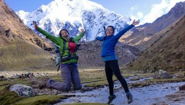 Salkantay Trek to Machu Picchu 5D/4N (Start Trek on Day 1)