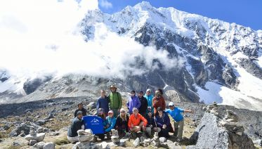 Salkantay Trek To Machu Picchu: 8 Days