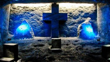 Salt Cathedral Tour Zipaquira