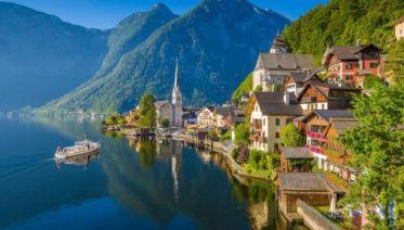 Salzburg Lake District