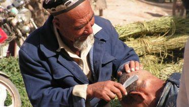 Samarkand, the Turkmen & Gobi Deserts