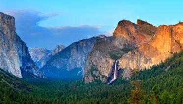 San Fran to Vegas:  Parks, Canyons, Valleys