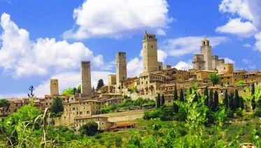 San Gimignano, Siena and Chianti Tour from Pisa