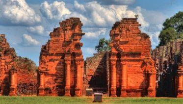 San Ignacio Ruins & Wanda Mines from Iguazu