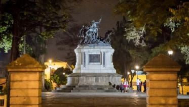 San Jose By Night: Food and Culture