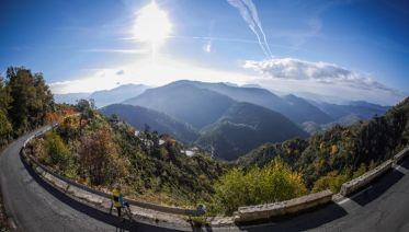 San Remo to Saint Raphael Ride