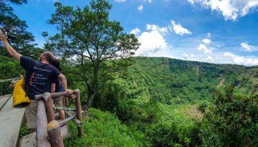 San Salvador City Tour & El Boquerón National Park