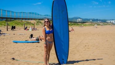 San Sebastian Surf Camp Experience 4D/3N