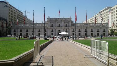 Santiago City Tour in a small group