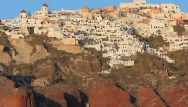 Santorini and Crete Walk