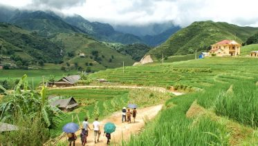 Sapa Tour 2 Days 1 Night Homestay In Ta Van