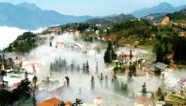 Sapa Tour 2 Days 1 Night (overnight In Hotel)