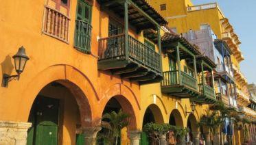 Scenic Colombia & Ecuador
