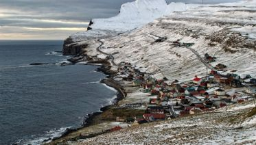 Scotland, Faroe Islands & Iceland