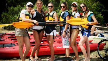 Sea Kayaking Day Tour