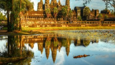 Secrets of Cambodias Angkor