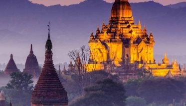 Secrets of Myanmar 2017