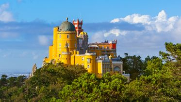 Secrets Of Sintra And Cascais Tour