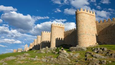 Segovia & Avila From Madrid