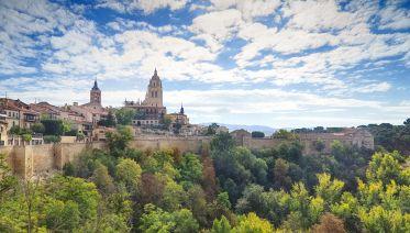 Segovia Full Day Visit from Madrid